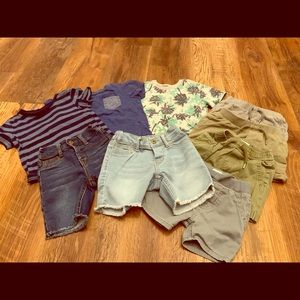 Hudson Kids Toddler Boy Summer Bundle!